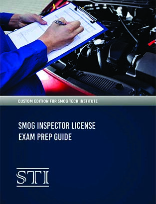 SmogTech Institute Smog Inspector Exam Prep Guide