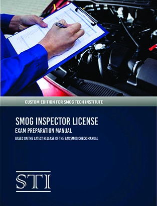 Smog Inspector Exam Prep Guide 300 questions and explanations