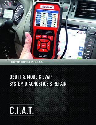 OBDII & Mode 6 EVAP