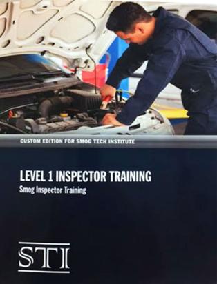 Level 1 Inspector Training