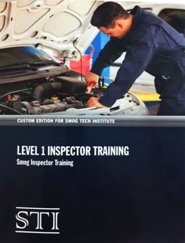 Level 1 Inspector Training