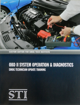 OBD II System Operation & Diagnostics UT027