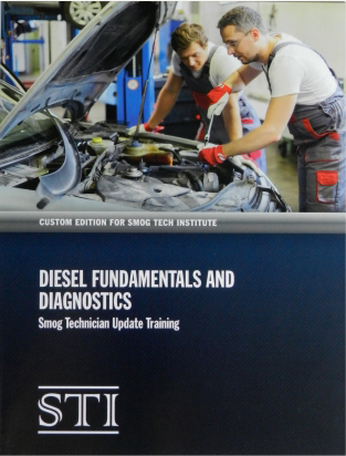 Diesel Fundamentals and Diagnostics UT026