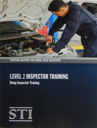 Level 2 Inspector Training Book